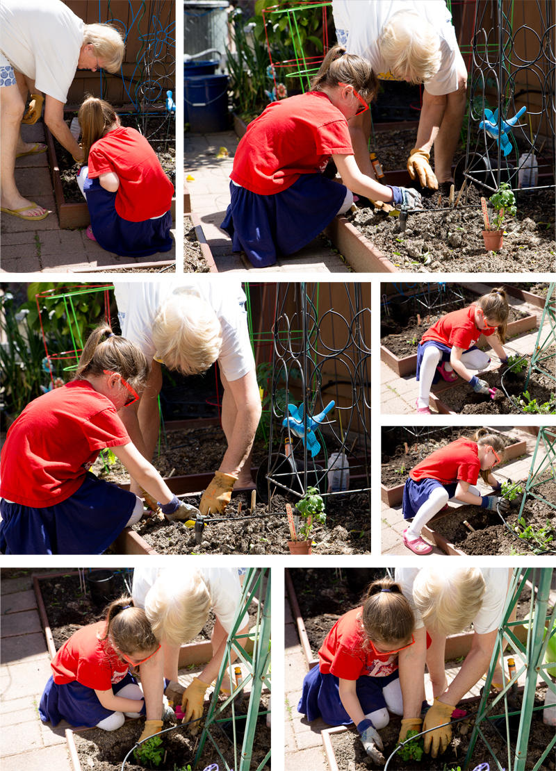 Gardening with Grandma Kathy