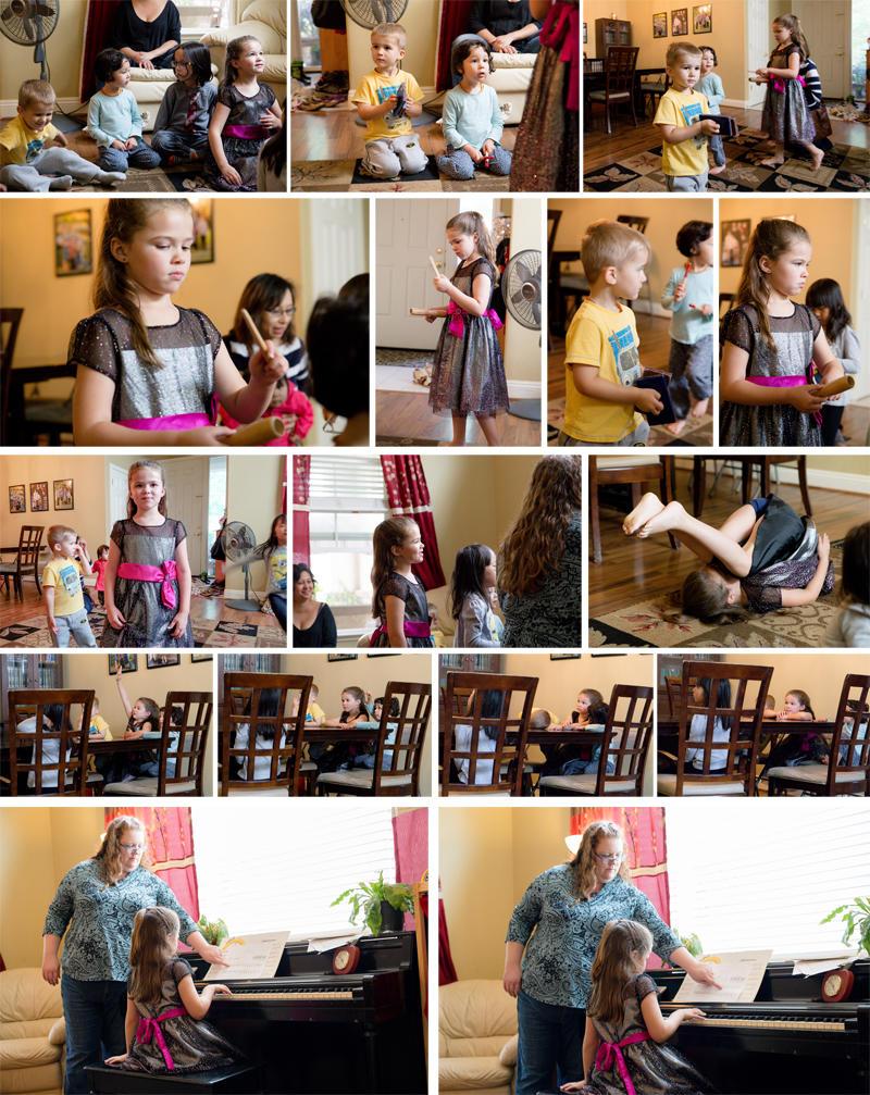 Music Basics Demonstration