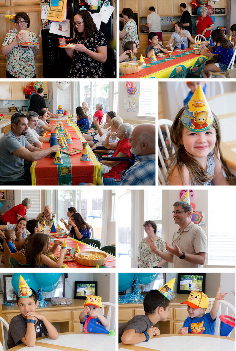 Family and Party Hats