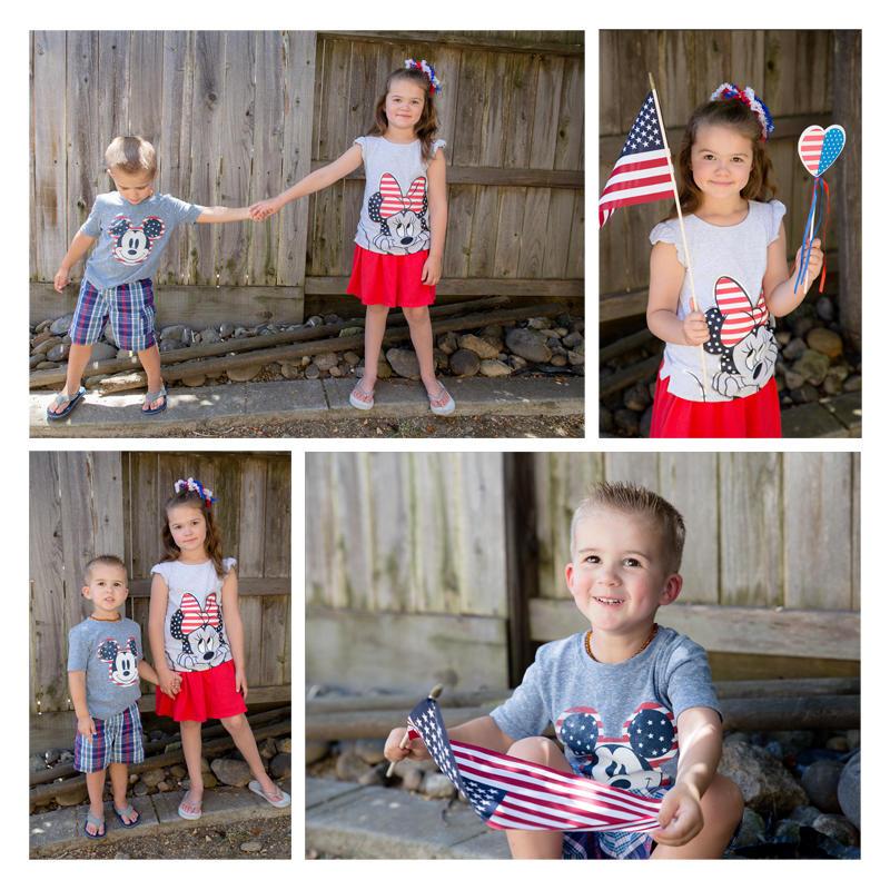 4th of July Kids 2017