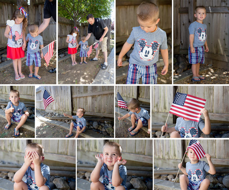 4th of July 2017 Outtakes