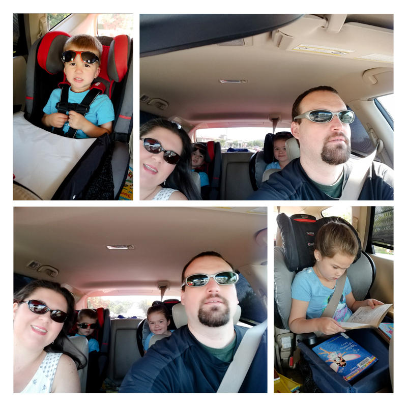 Road Trip to Monterrey