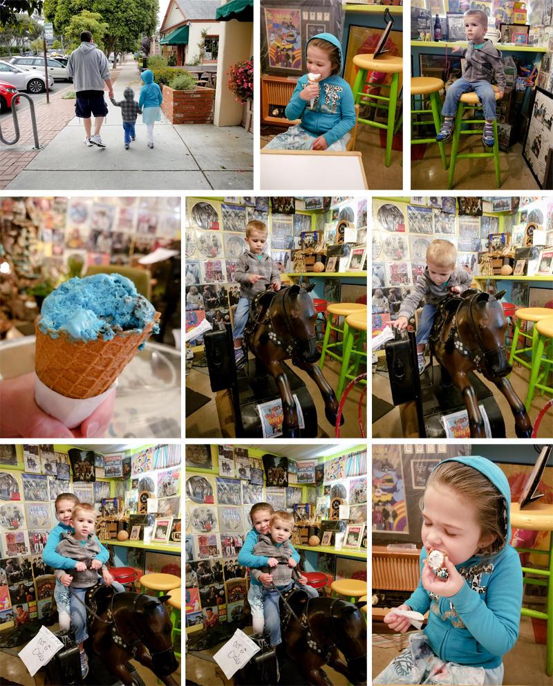 Pacific Grove Ice Cream Shoppe