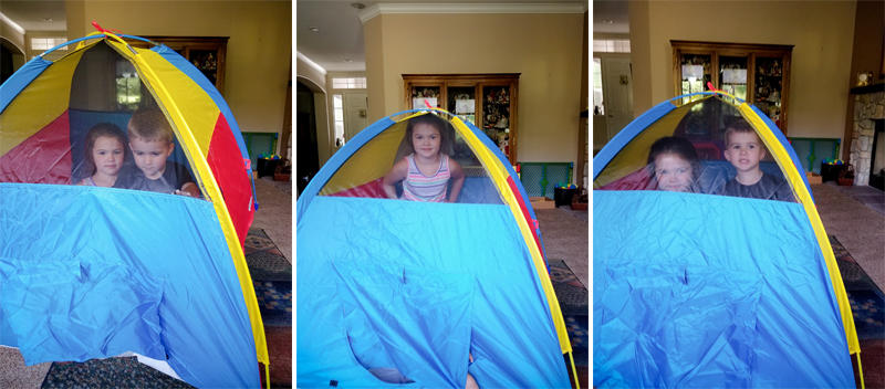 New Tents for Camping