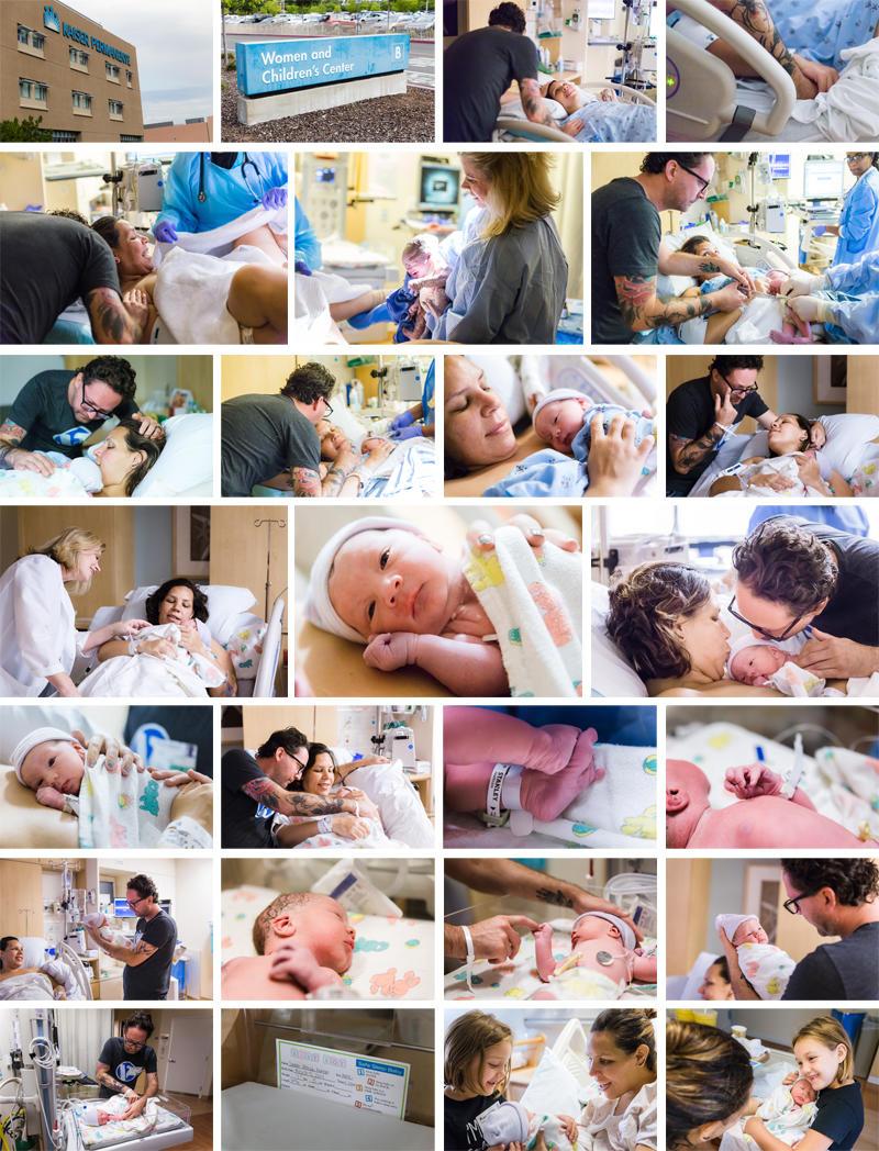 Spencer's Birth