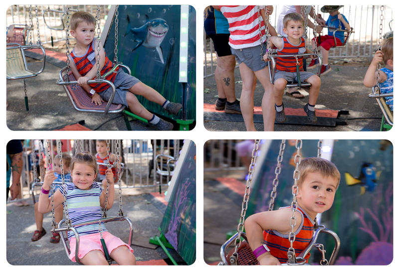 Nevada County Fair Swings 2017