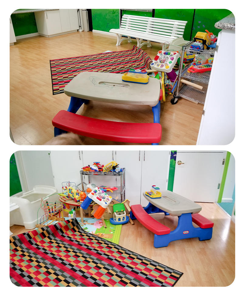Disaster Play Room