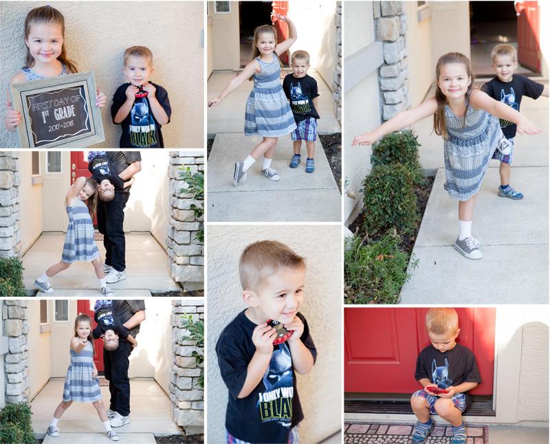 Goofy Kids Before School