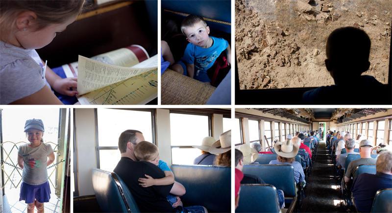 Train to Virginia City