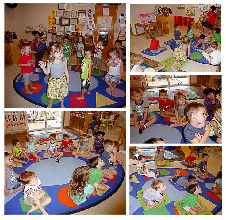 4th Day of Preschool