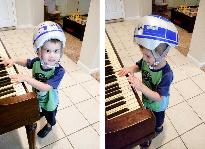 Safe Piana Playing