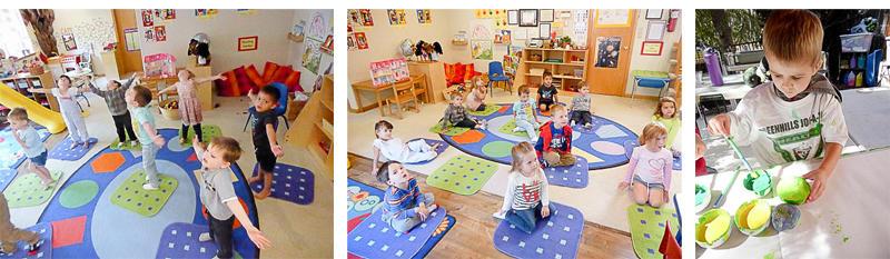 Morning at Preschool