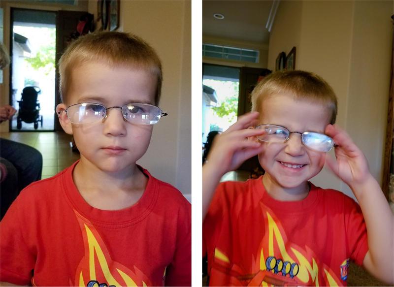 Luke's Glasses