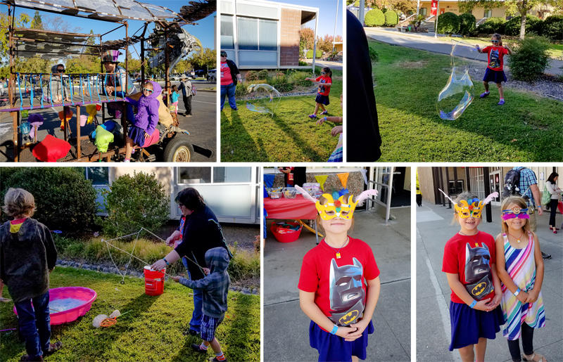 Sierra College Mini Maker Faire