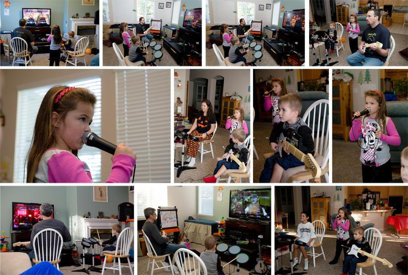 Family Rockband