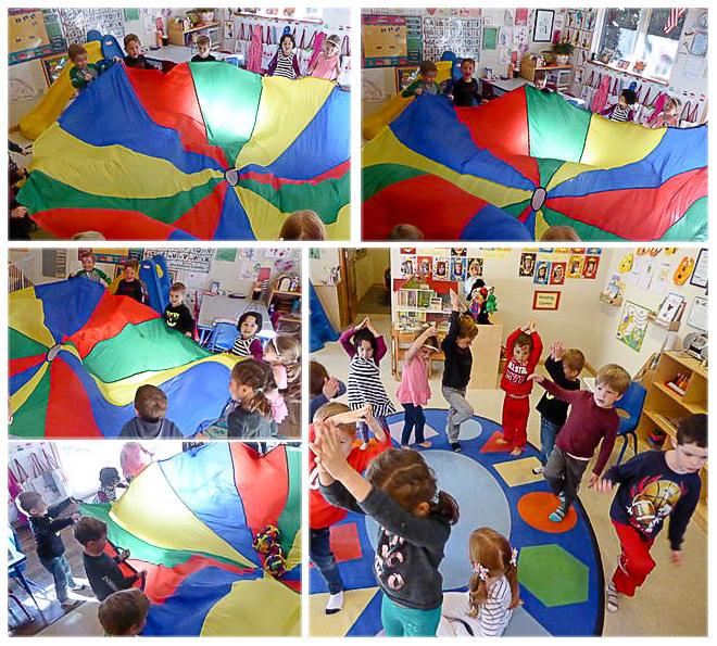 Preschool Parachute