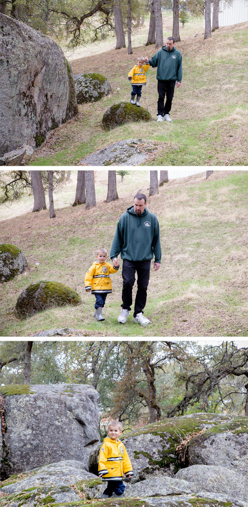 Nature Walk with Daddy
