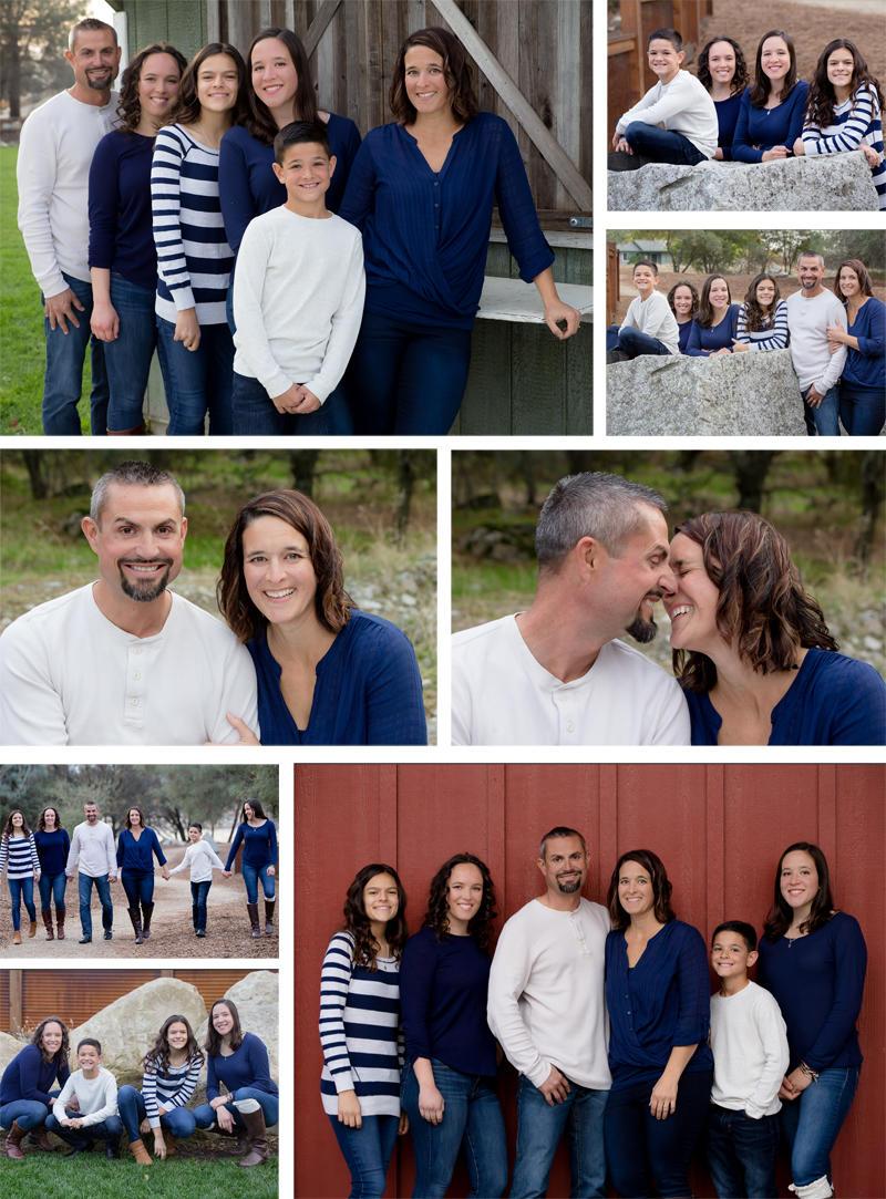 Centurino Family Photos 2017