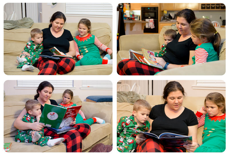 Bedtime Christmas Stories with Mommy