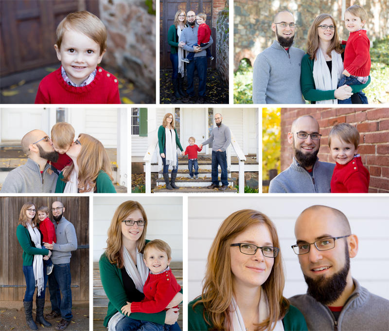 Family Session for a Friend