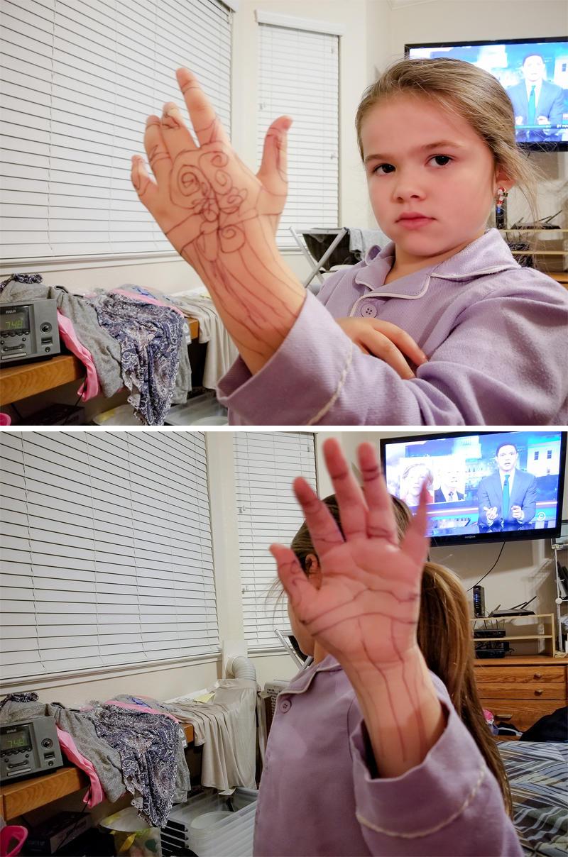 Abby's Tattoo