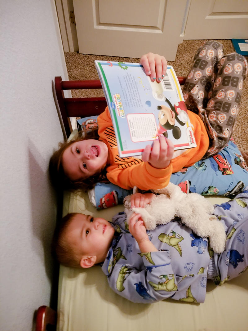 Bedtime Stories for Luke