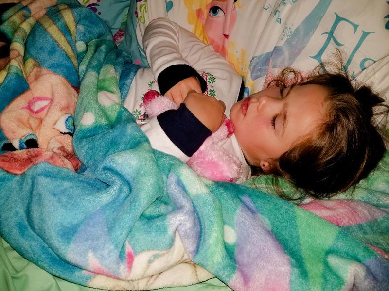 Sleeping Abby