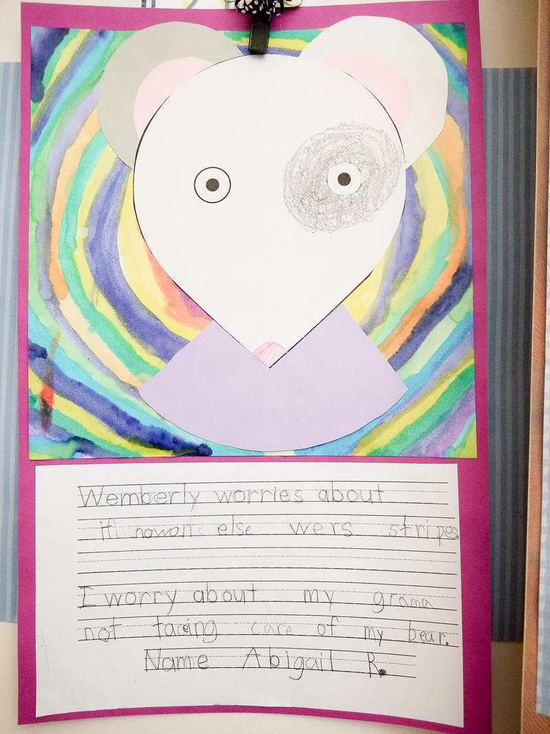 1st Grade Worries