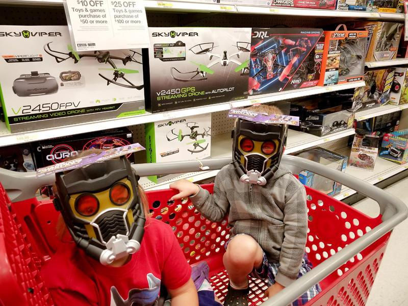 Target Masks