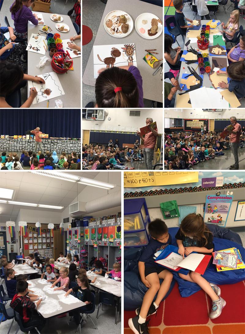April School Pictures