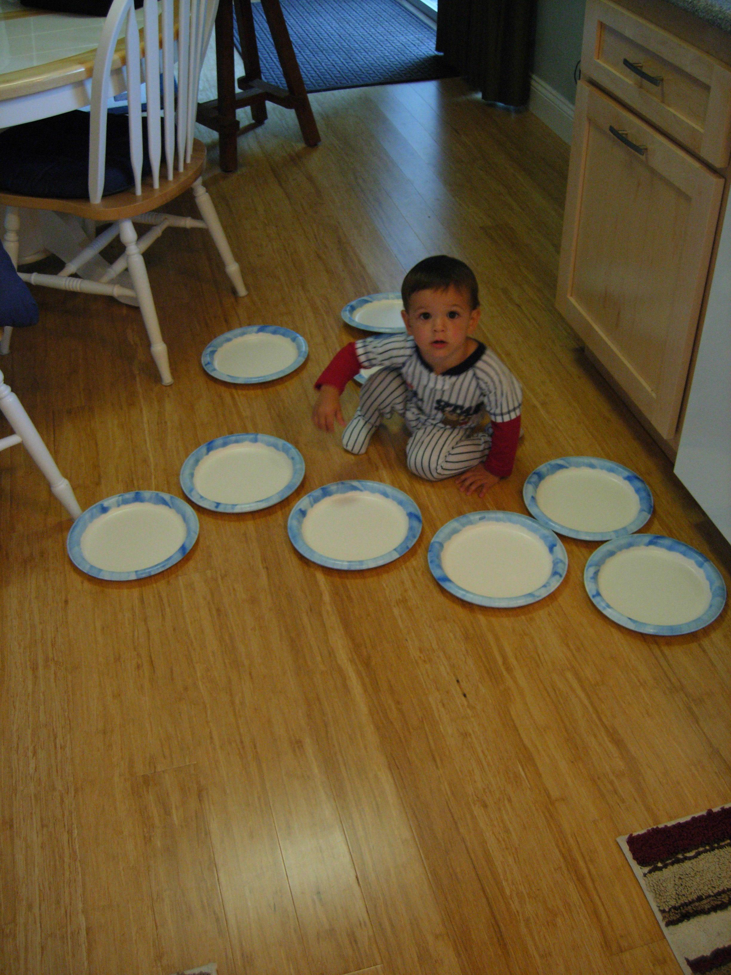 Brady and Plates