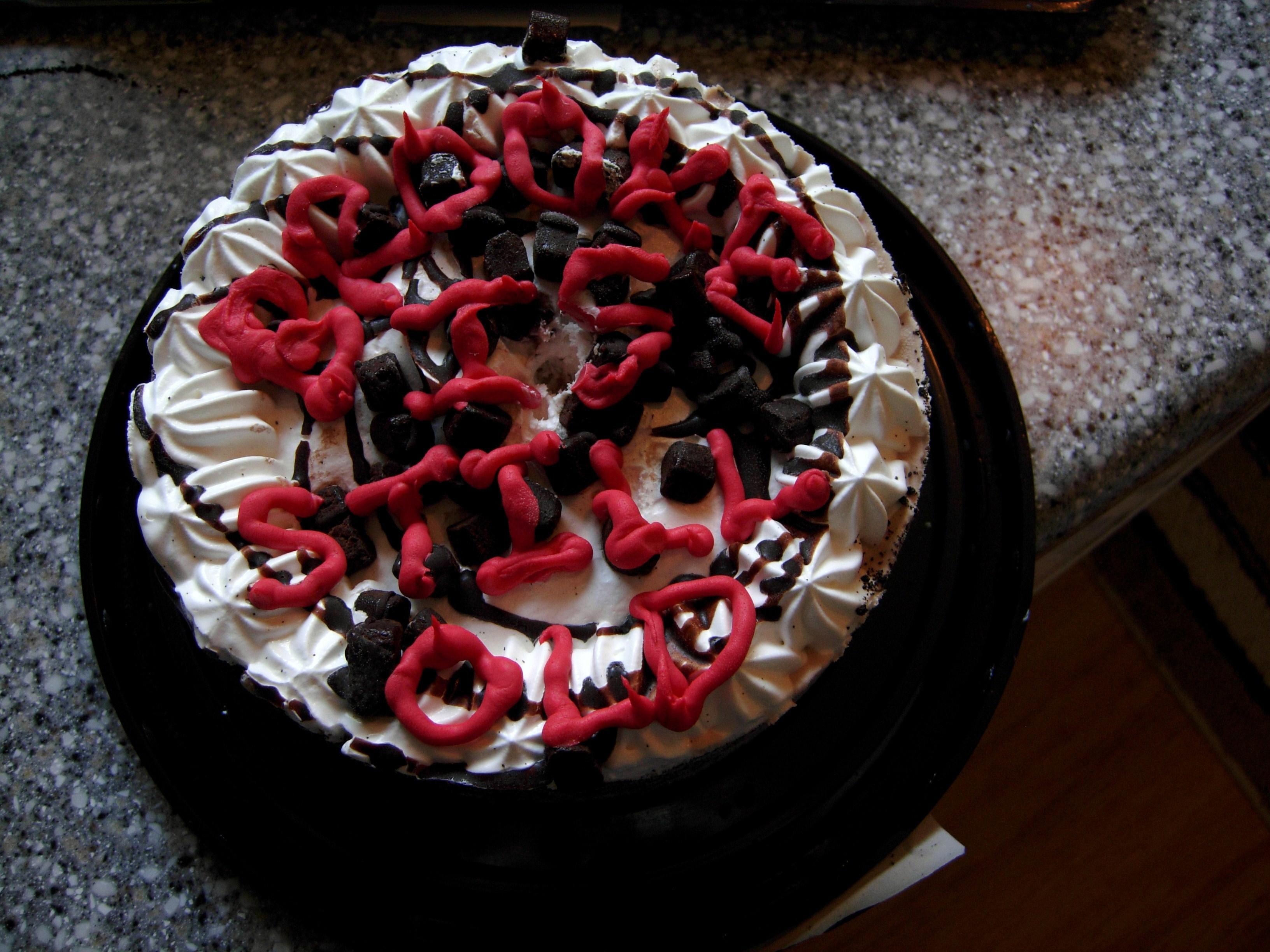 30th Birthday Cake Take 2