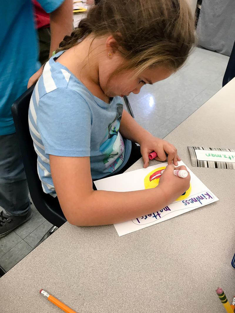 Abby Kindness Pledge