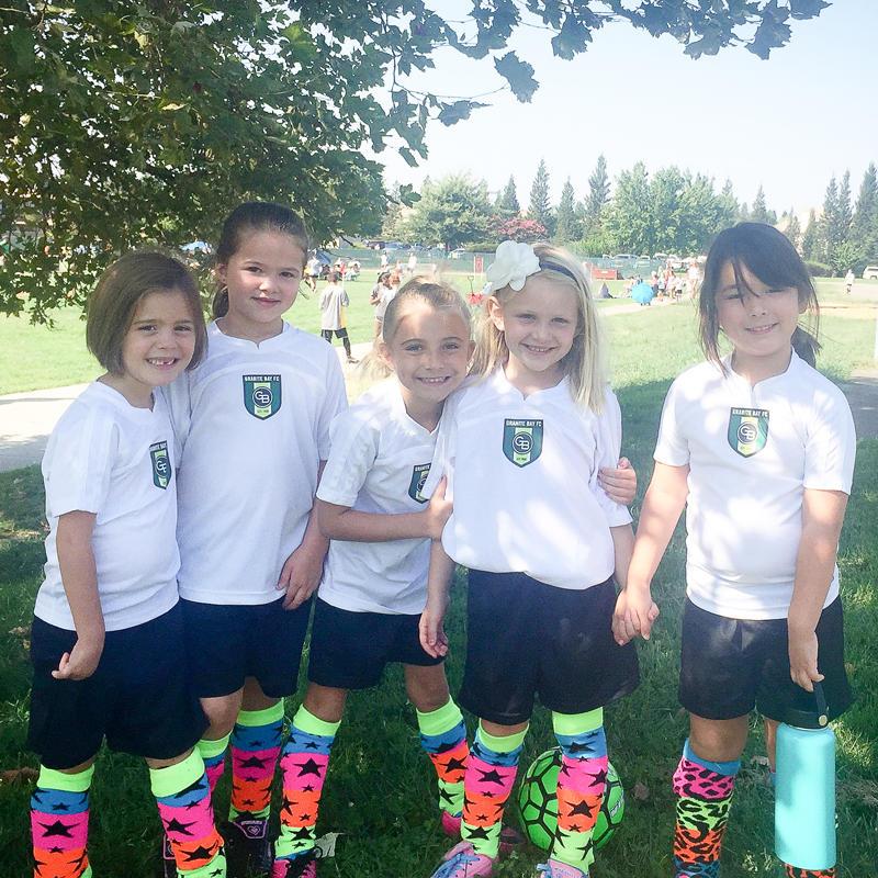 Soccer Teammates 2017