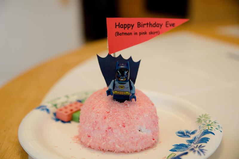 Abby's Birthday Eve Treat