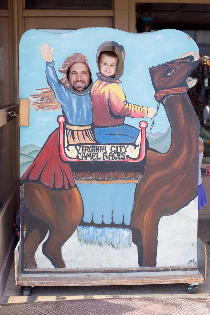 Daddy & Luke in VC