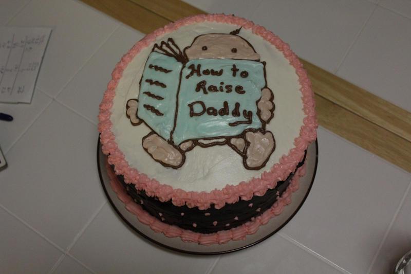 Lynn's Birthday Cake