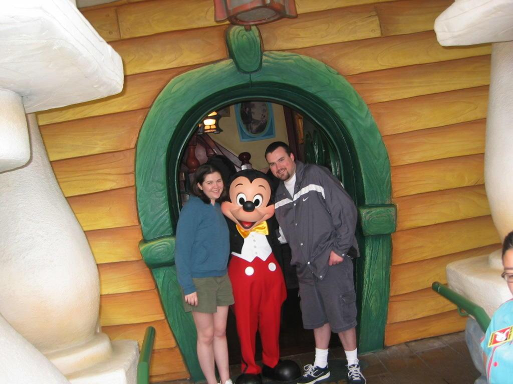 Disneyland 2005